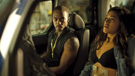 Anthony Mackie and Gina Rodríguez star in Miss Bala.  Credit: IMDb