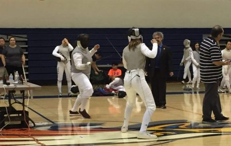 Juliet Ward '21: on the universality of fencing