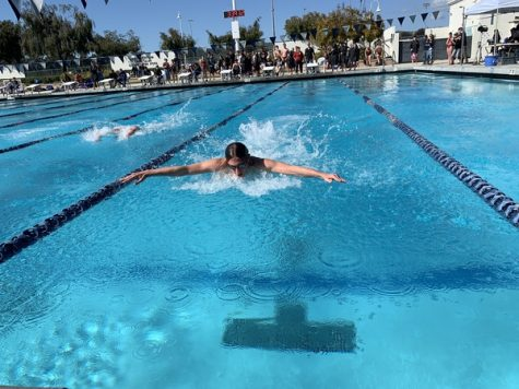 Foothill swim crushes Grace Brethren in second home meet