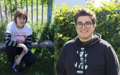 Johnny Barrera '19, Abbey Bufford '19 explore poetry beyond English class