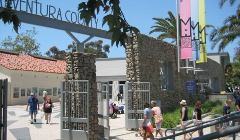 The Museum of Ventura County, where the all-district art show will take place.