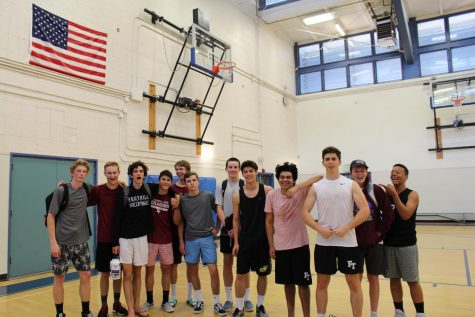Boys' volleyball triumphs over Hueneme 3-1 in first home game