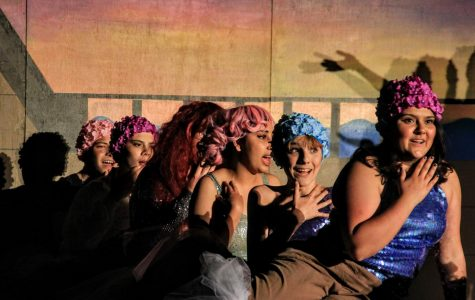 "Foothill's Drama Department takes ""Peter and the Starcatcher"" under the stars"