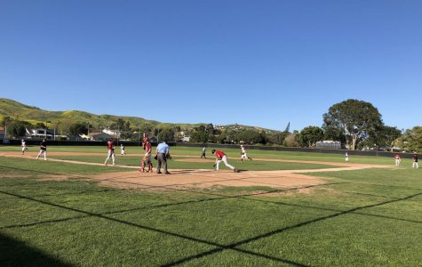 Boys' baseball blanked by Bishop Diego, 7-0