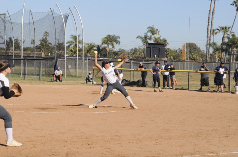 Foothill softball mercies Grace Brethren 11-0 at final home game