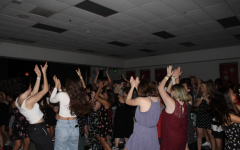 Students groove at Sadie Hawkins Dance