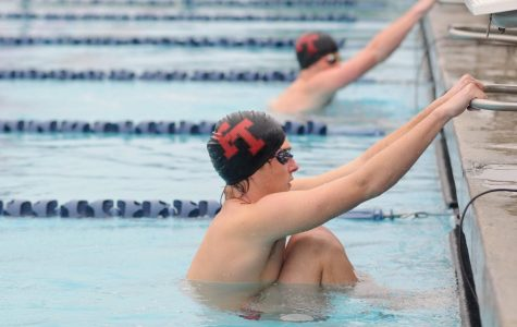 Swim & Dive finish season strong, earn titles during CIF week