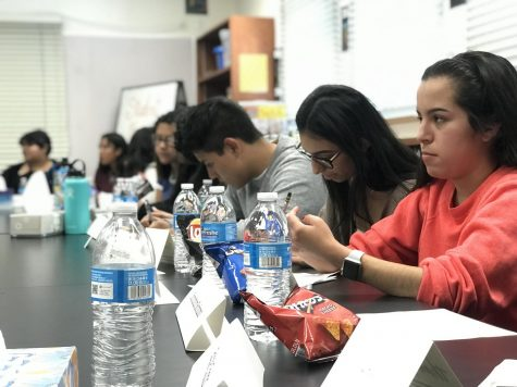 """Stories of Minorities:"" first-ever minority panel illustrates hardships faced by Foothill's minority students"