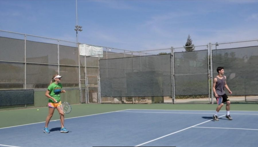 Sport Time with Sam Bova Episode 5: Boys' Tennis