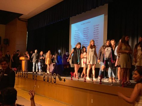 Foothill students display their talent at 70s-themed Air Guitar (43 photos, video)