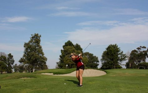 Girls Golf controls the field over Bishop Diego