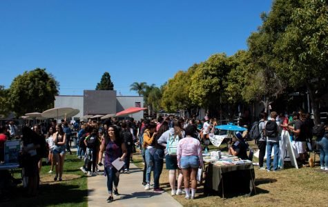 Students find a sense of belonging at Club Rush 2019