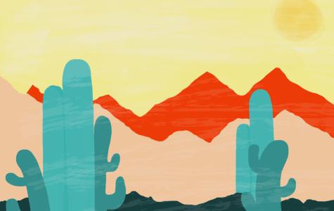 """Cartoon 44: """"Dry as a desert"""""""