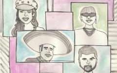 La diversidad de la música latina