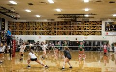 The Dragons fought hard through all five sets against rival Seraphs