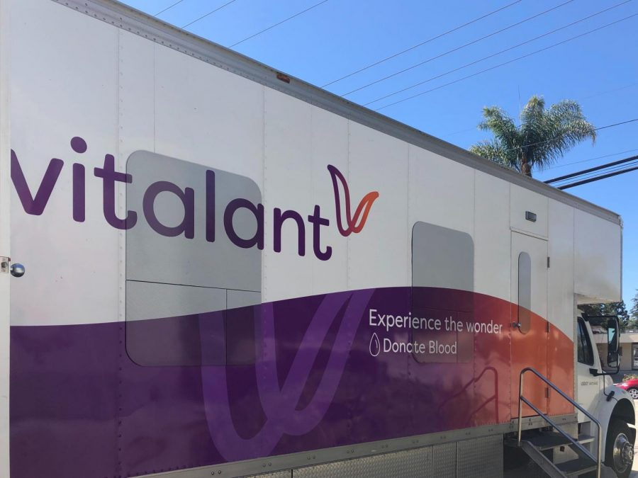 Bioscience hosts a blood drive every year; this year, sanctioned by Vitalant