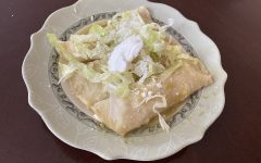 Cocinando con Quinn y Carol: Enchiladas Verdes