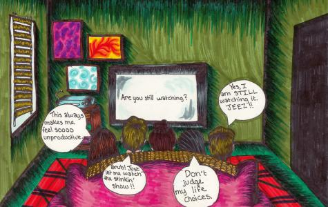Cartoonist Kaelyn Savard, thinks Netflix's comment