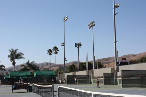 After a long season, girls tennis loses against Dos Pueblos