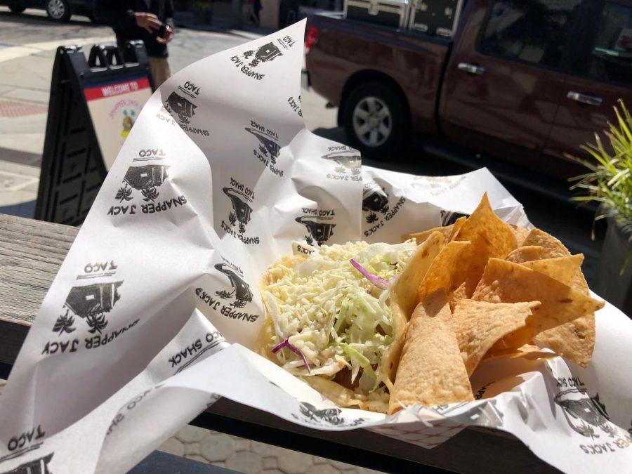 Hotspots of Ventura County: Fish Tacos