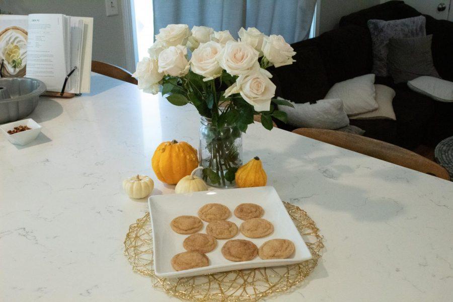 Enjoy delicious cookies!