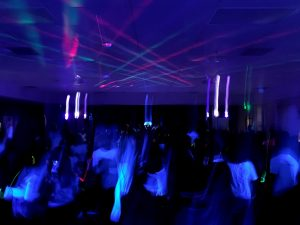 All-district Glow Dance brightens up Spirito Hall