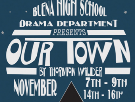 "Buena's latest production is ""Our Town"", originally written by Thornton Wilder"