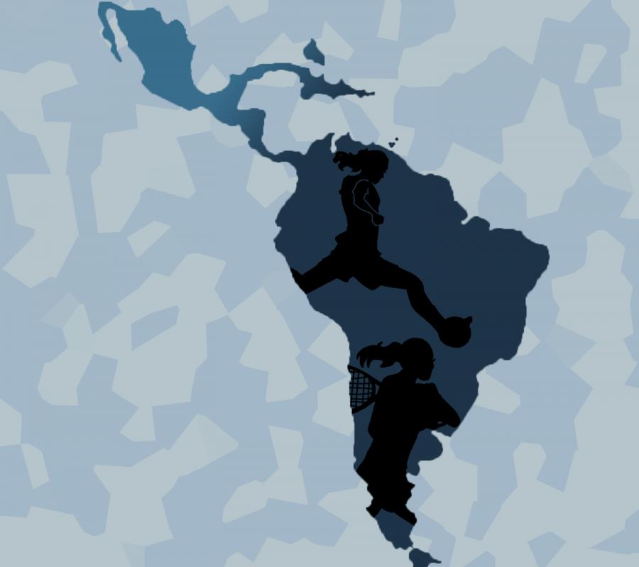 Latinoamérica ha producido atletas especiales llenos de determinación y talento extremo