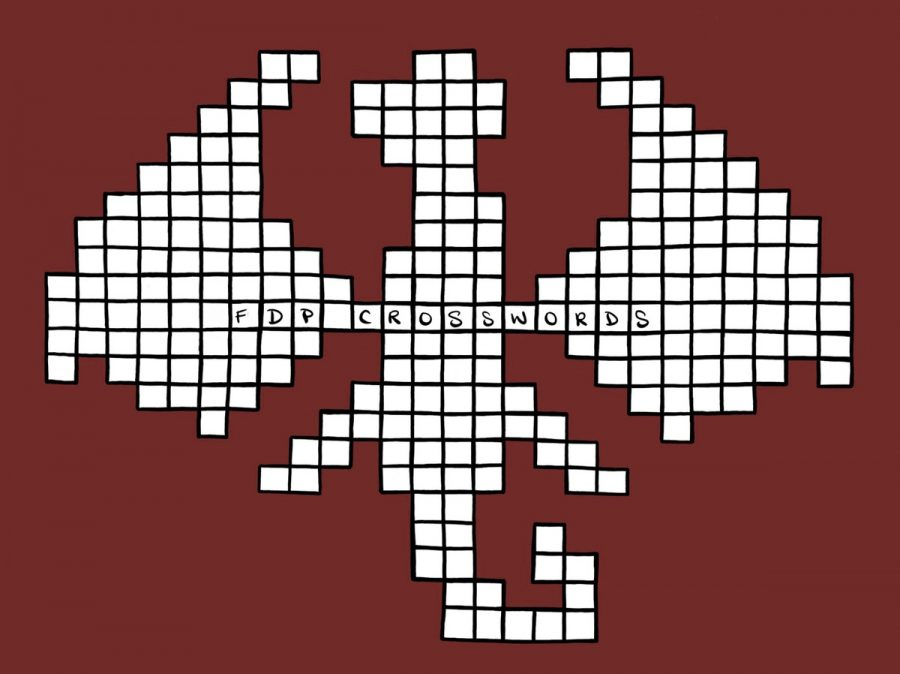 The Dragon Press Crossword: California