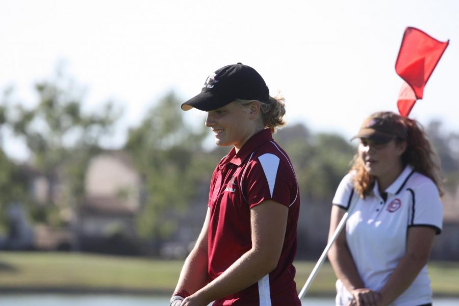 Kelly+More+%2720+in+her+sophomore+year+of+golf