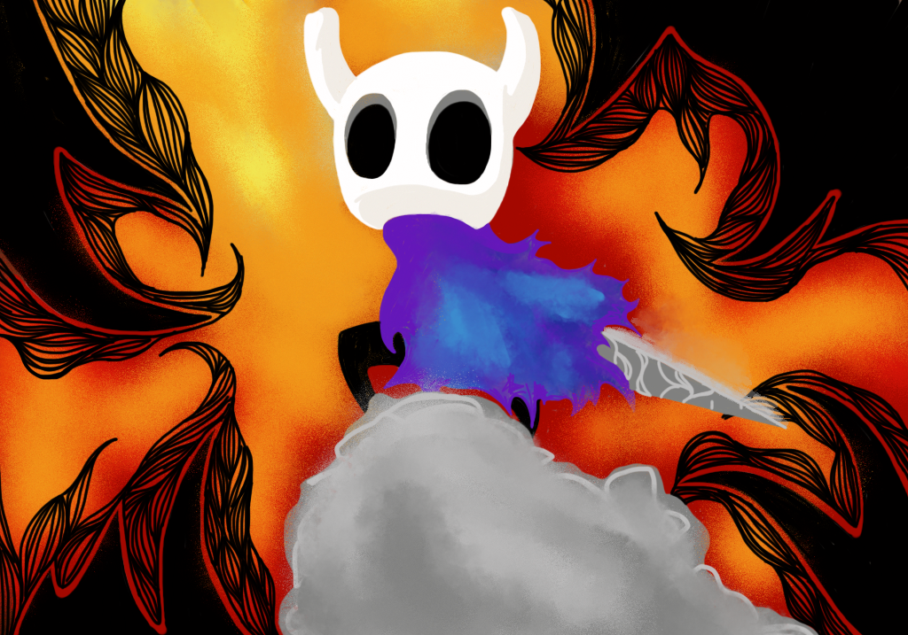 The Hollow Knight is a popular video game that allows the player to explore vast terrains of unique scenery.