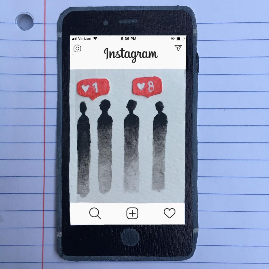 The addictive nature of 'likes' pulls users to Instagram.