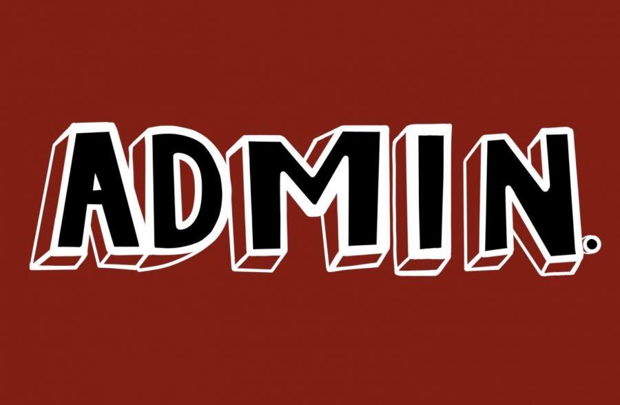 admin cover
