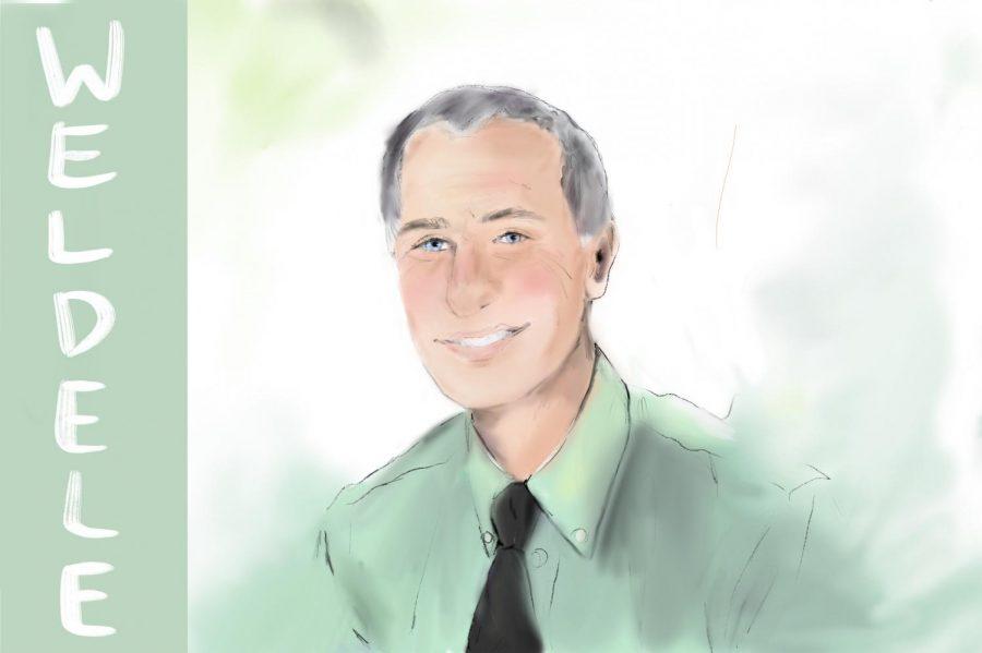 Teacher John Weldele