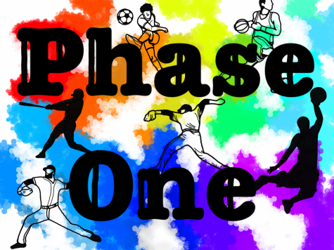 Excitement emerges as Phase One athletic protocol is released
