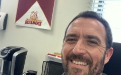 New Foothill Tech principal, Russell Gibbs, is excited to begin the new digital school year.