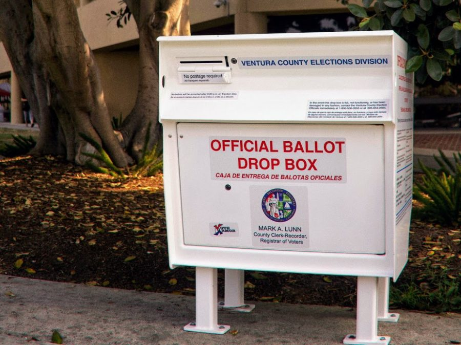 Ventura County residents are given the opportunity to vote in a fashion unfamiliar to many.