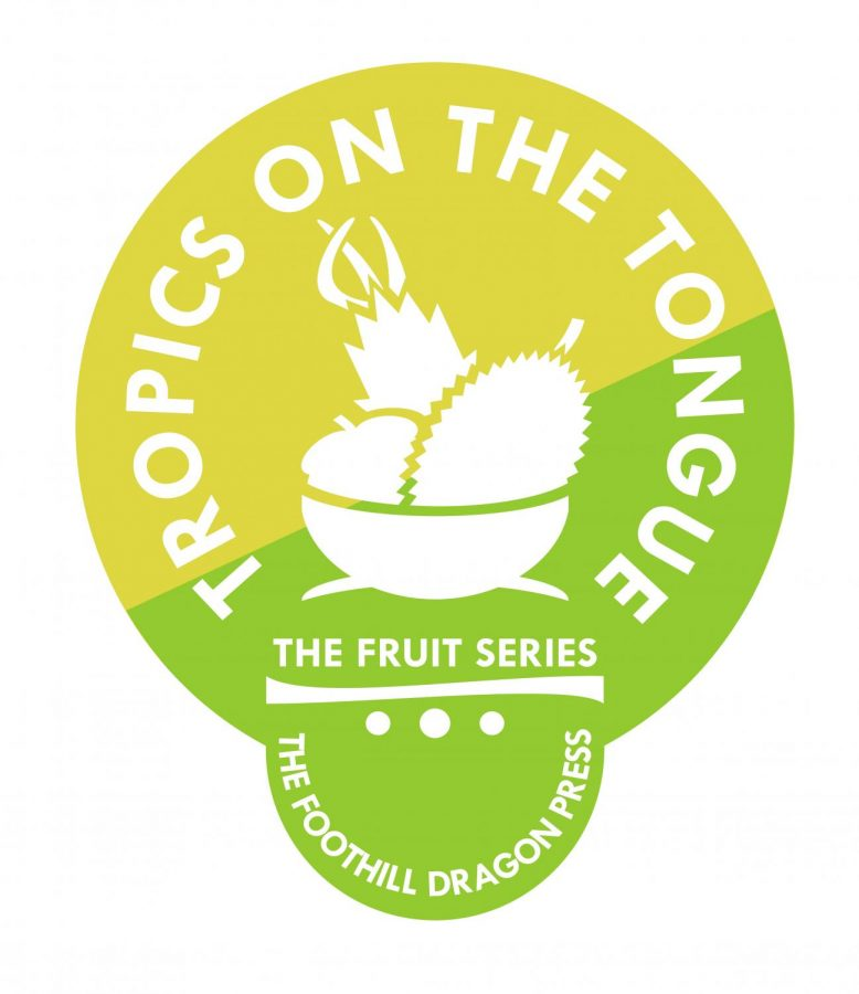 The newest installment of the fruit series features jackfruit and durian.