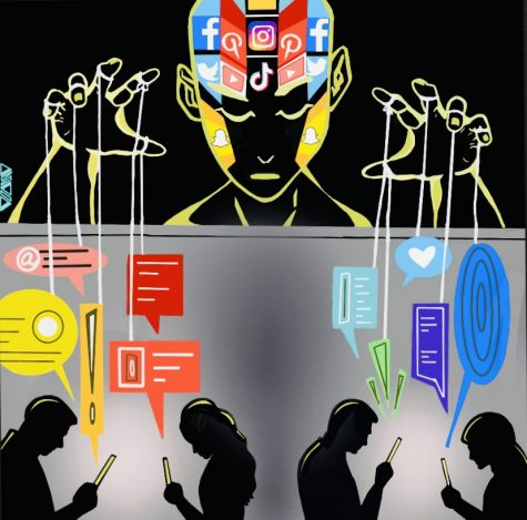 Be aware of and discover what is tracking, manipulating and dividing us as a society--social media--in writer Sam Noah