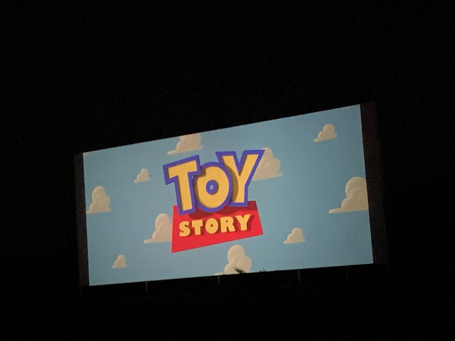 Toy Story was the earlier time slot for families and children to enjoy while not pushing bed time.
