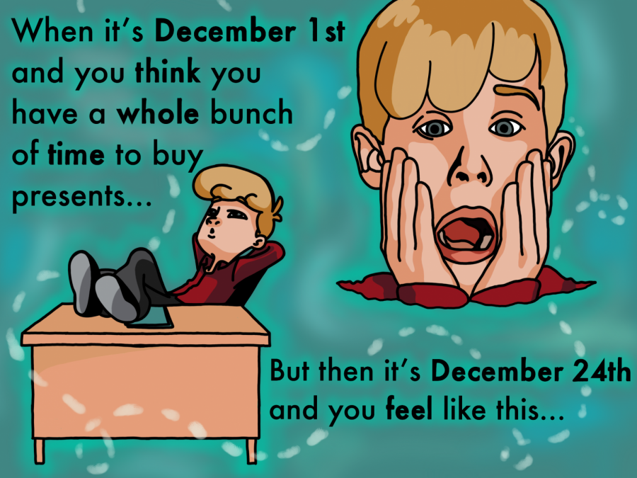 While in the beginning of December it can feel like you have the whole month to accomplish all of your gift shopping, the next thing you know, its already December 24th, and the panic begins to sink in.