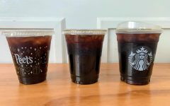Rising in popularity, cold brew coffee can be found at big chains like Peets Coffee, The Coffee Bean and Tea Leaf and Starbucks.