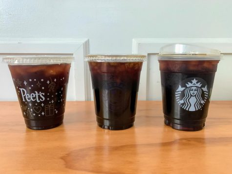 Rising in popularity, cold brew coffee can be found at big chains like Peet