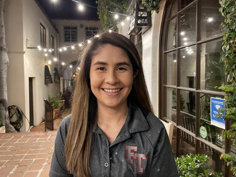 New girls' Varsity soccer head coach Patty Gomez is excited to jump into the seasons ahead.
