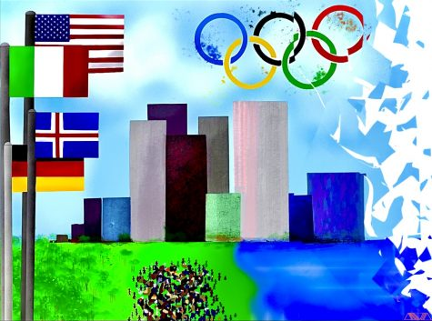 Why are cities reluctant to host the Olympics?