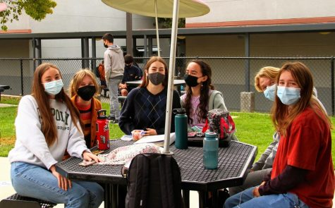 Juniors at Foothill Tech get excited for the opportunity to leave campus during lunch.