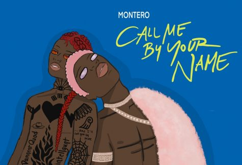 Lil Nas X blends biblical imagery and classical references in the Montero (CALL ME BY YOUR NAME) music video. The title was inspired by Luca Guadaginos Call Me By Your Name.