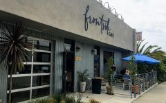 Recently opened Frontside Cafe provides excellent service and a variety of delicious food and drinks.