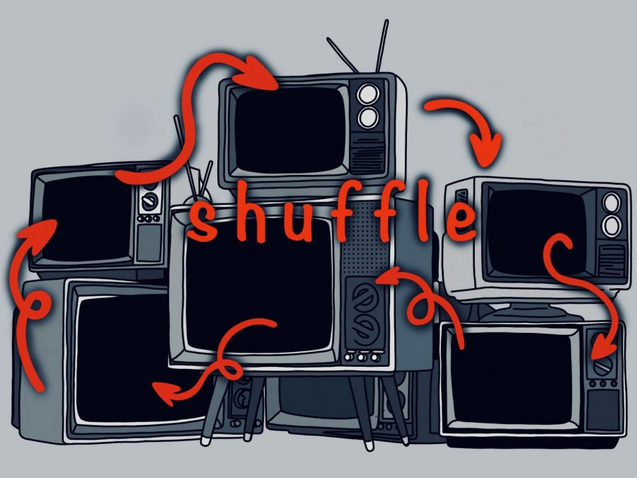 Netflixs new shuffle button brings up an interesting point of discussion as to whether viewers should submit to the selection of the streaming service, or choose for themselves what they want to watch.