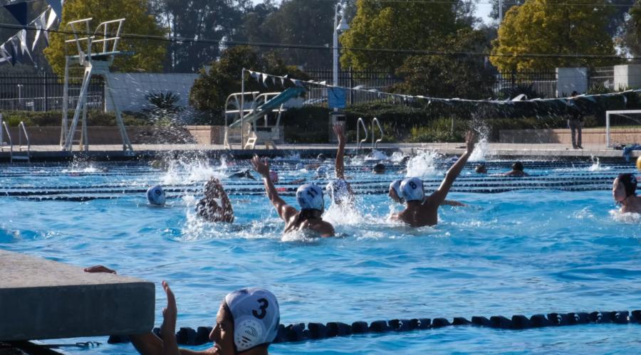 Boys' water polo secures another win versus Villanova